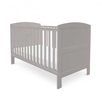 Babyhoot Coleby Cot Bed – Grey