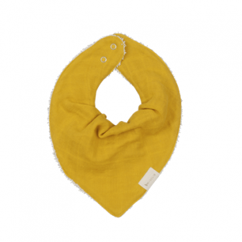 Fabelab Bandana Bib – Honey