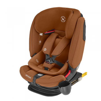 Maxi-Cosi Titan Pro Car Seat – Authentic Cognac
