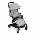 Ickle Bubba Gravity Max Stroller - Silver Grey