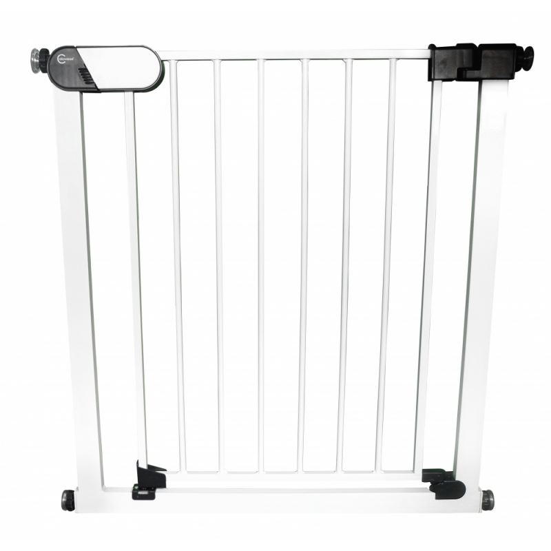 Callowesse Kemble Pressure Fit Narrow Stair Gate 65-70cm – White – Pack of Two