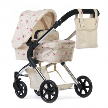 Roma Darcie Single Dolls Pram – Cream