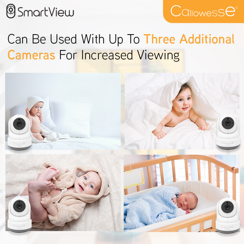 Callowesse SmartView Additional HD Camera