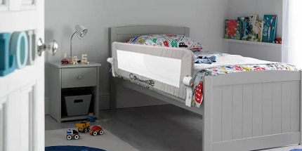 Nursery Safety Bed