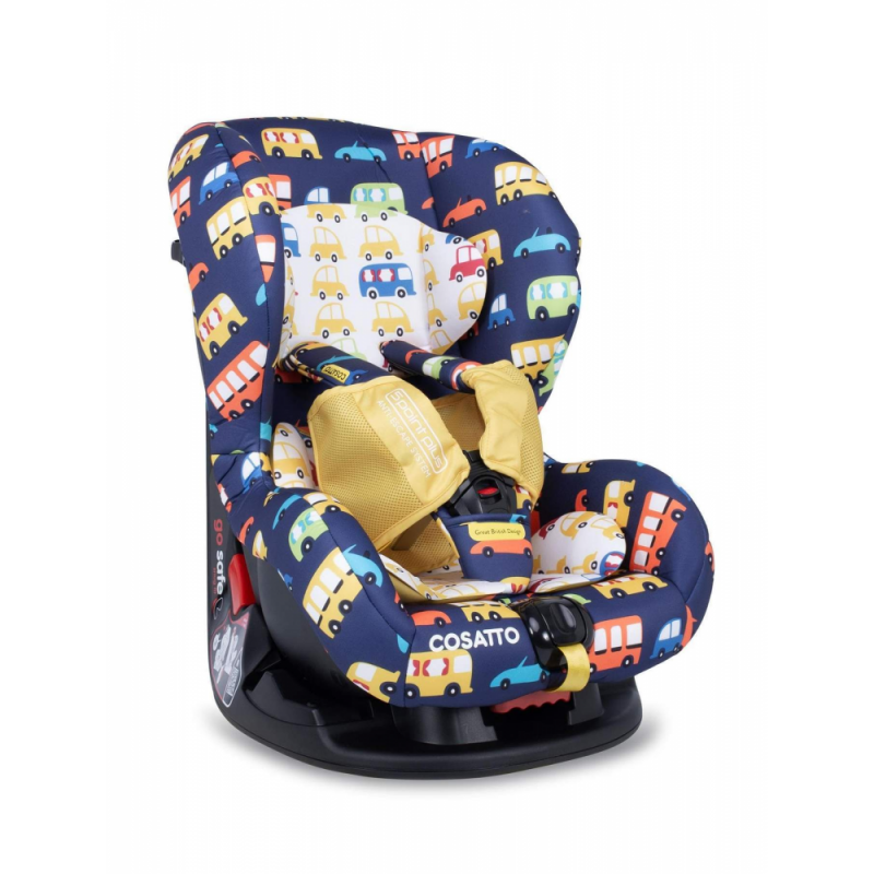 Cosatto Moova 2 Group 1 Car Seat – Day Out