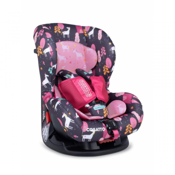 Cosatto Moova 2 Group 1 Car Seat – Unicorn Land