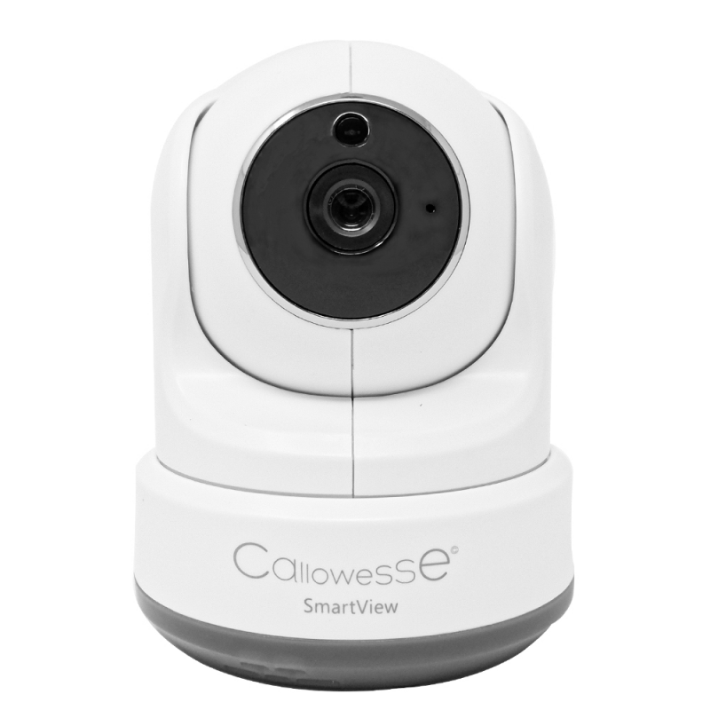 Callowesse SmartView HD Video Wi-Fi Baby Monitor Two Camera Bundle