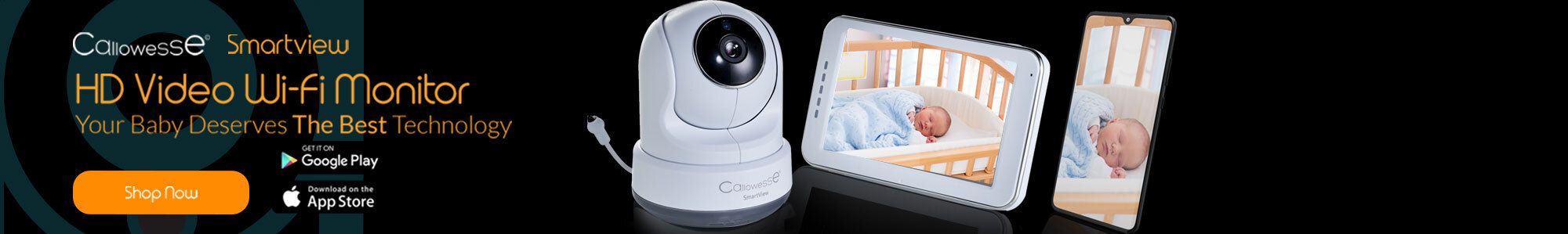 Smartview Baby Monitor Deal