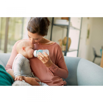 Philips Avent Anti-Colic with AirFree™ Vent 260ml Bottle – 3 Pack Set