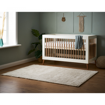 Obaby Maya Cot Bed- Lifestyle Cot View