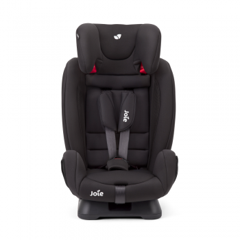 Joie Fortifi Group 1/2/3 Car Seat- Coal- Booster Seat Image 1