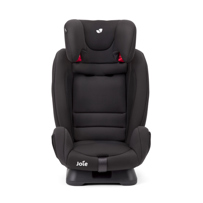 Joie Fortifi Group 1/2/3 Car Seat- Coal- Booster Seat Front View