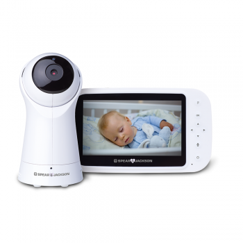 Spear & Jackson BM1760 Baby Monitor- Main Image