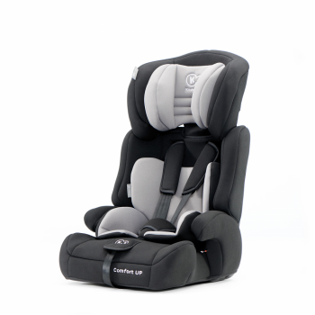 Kinderkraft Comfort up Car Seat- Black- Reversed insert
