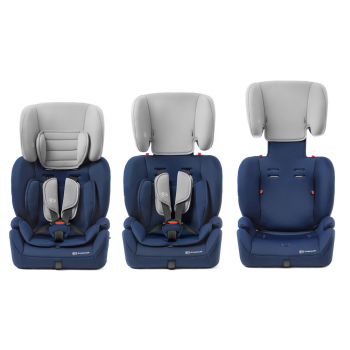 Kinderkraft Concept Car Seat- Navy- Main Image