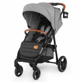 Kinderkraft Grande Pushchair- Grey- Main Image