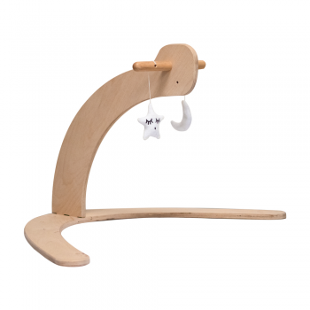 Callowese Wooden Baby Gym
