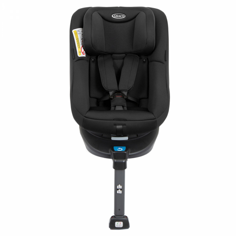 Graco Turn2Me ISOFIX Group 0+1 Spin Car Seat - Black__