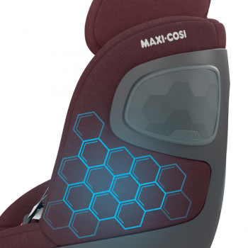 Maxi Cosi Pearl 360 i-Size Car Seat - Authentic Red - Features