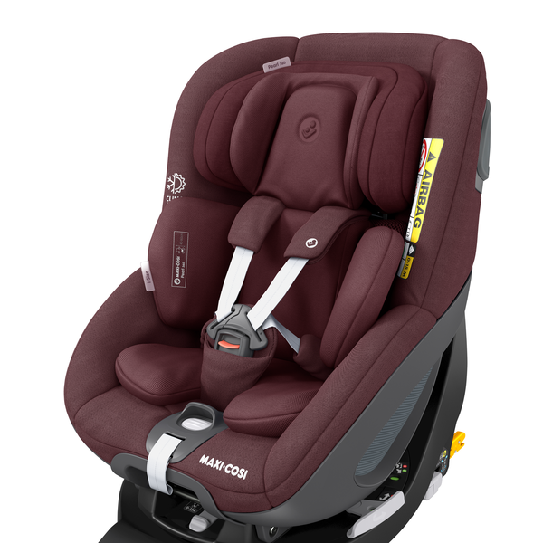 Maxi Cosi Pearl 360 i-Size Car Seat - Authentic Red