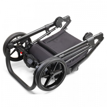 Mee-Go New Milano Plus Travel System - Rose Gold - Chassis
