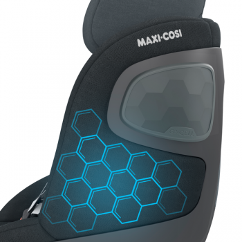 Pearl 360 i-Size Car Seat - Authentic Graphite - Feature