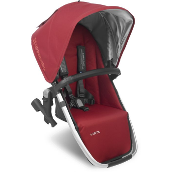 UppaBaby Vista Rumble Seat - Denny - True Red